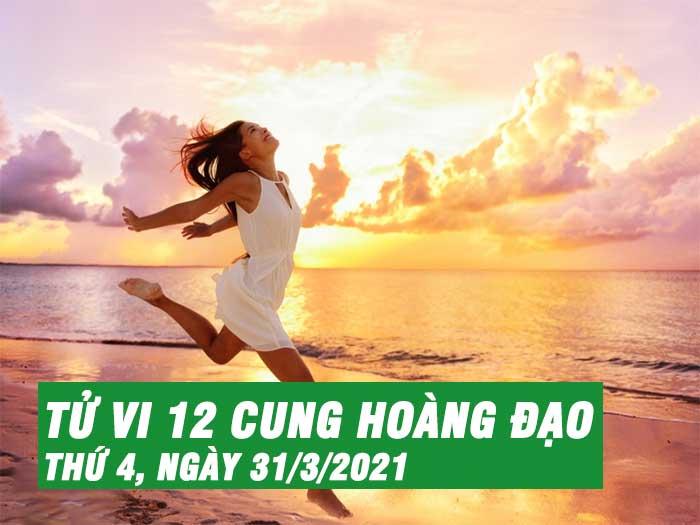 Tử vi ngày mới của bạn 31/3/2021: Thiên Bình hào phóng không đúng người