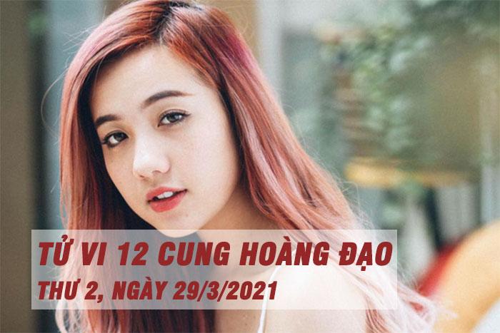 Tử vi ngày mới của bạn 29/3/2021: Kim Ngưu tưởng tượng sống động