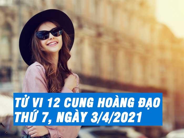 Tử vi ngày mới của bạn 3/4/2021: Cự Giải cần tỉnh táo