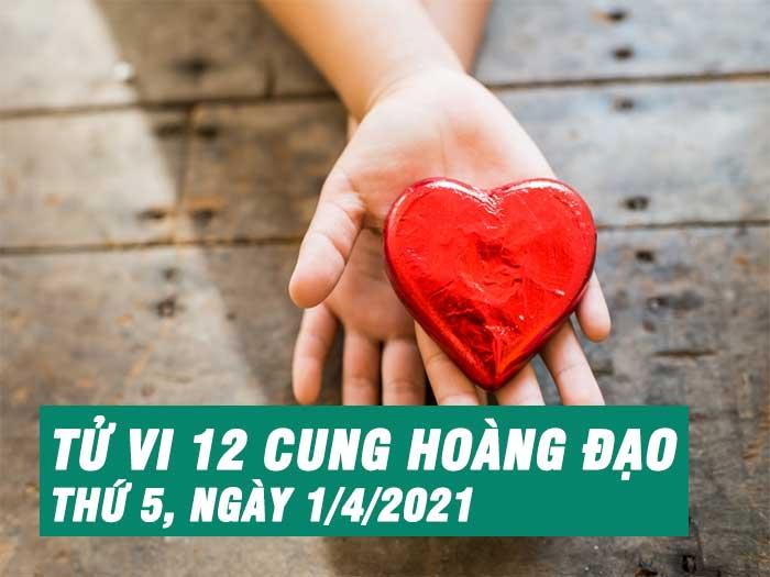 Tử vi ngày mới của bạn 1/4/2021: Kim Ngưu cứng đầu